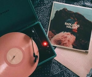 halsey, music, and badlands image