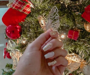 christmas, girl, and inspiration image