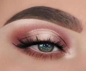 eyeshadow, makeup, and pretty image