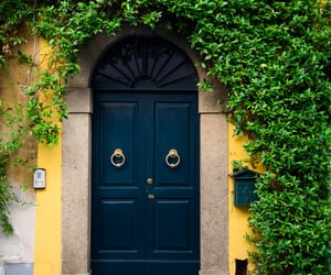 beautiful, europe, and facades image