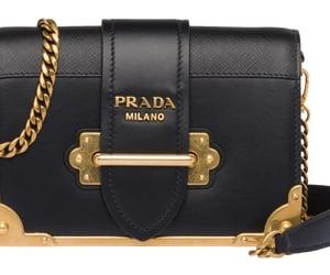 fashion, handbag, and Prada image