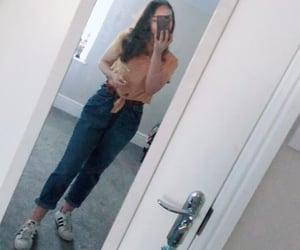 new look, topshop, and topshop jeans image