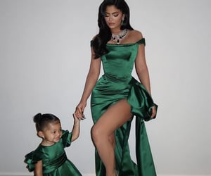 celebrity, christmas, and stormi image