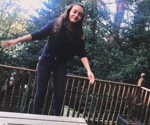 black jeans, petite, and fun image