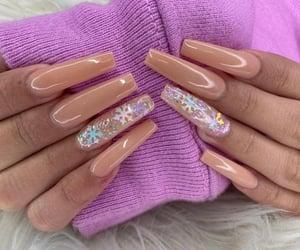 nails and 😍 image