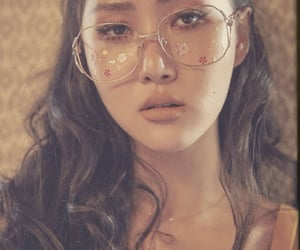 aesthetic, mamamoo, and glasses image