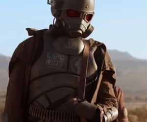 desert, mask, and ranger image