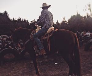 horses, carreras, and rancho image