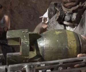 explosive, mini nuke, and fallout image