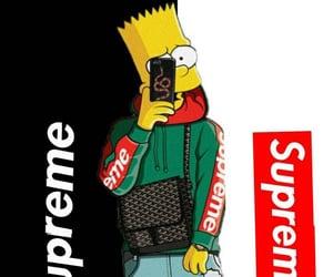 bart, cartoon, and iphone image