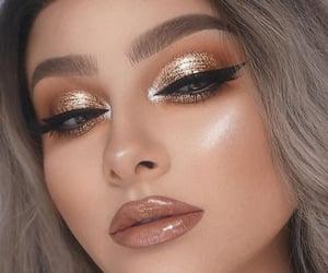 fashion, makeup, and girl image