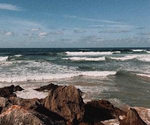 beach, tb, and sea image