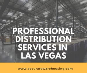 distribution center and distribution services image
