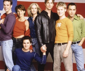 00s, qaf, and justin taylor image