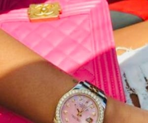 chanel, watches, and handbags image