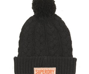beanie and superdry image