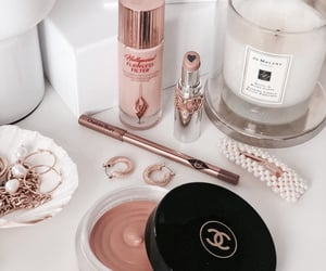 chanel, beauty, and candle image