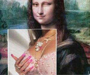 art, bad, and da vinci image