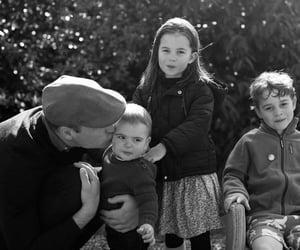 family, princess charlotte, and prince louis image