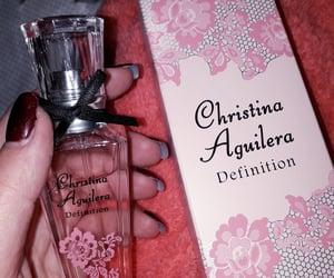 christina aguilera, eau de parfum, and spray image