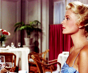 grace kelly, to catch a thief, and vintage image