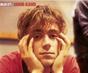 damon albarn, blur, and boy image