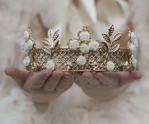 crown, princess, and Queen image