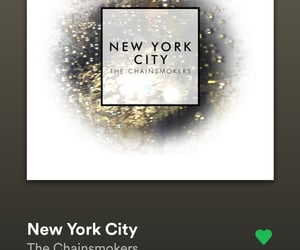 band, new york city, and spotify image