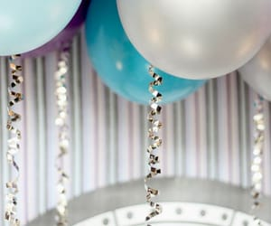baloons, new years eve, and celebrations image