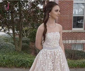 evening dress, wedding dresses, and bridal gowns image