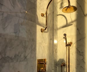 bathroom, home, and marble image