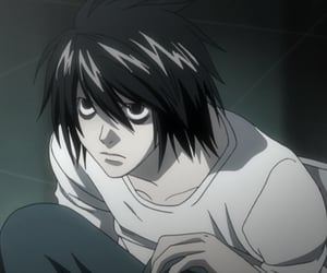 anime, death note, and icon image