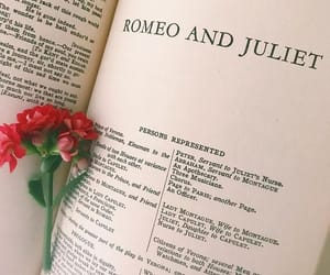 book, romeo and juliet, and aesthetic image