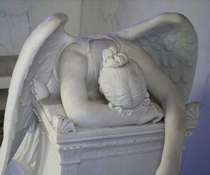 angel, grunge, and white image