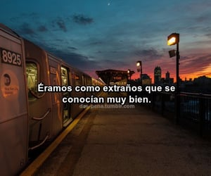frases, tumblr, and conocido image