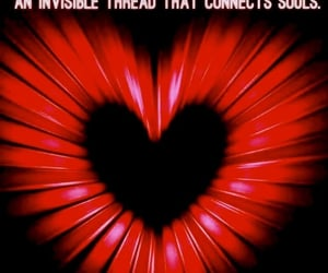 love, the essence, and invisible thread image