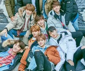 wallpaper, wanna one, and forever wannable image