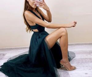 prom dress, cheap dress, and woman fashion image