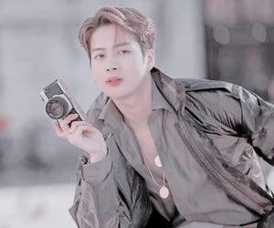 aesthetic, jackson, and kpop image