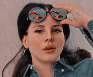 icon and lana del rey image