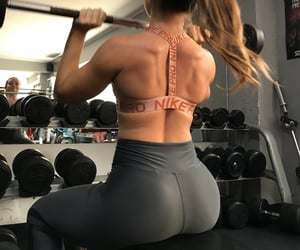fitness, gymmotivation, and gymgirl image
