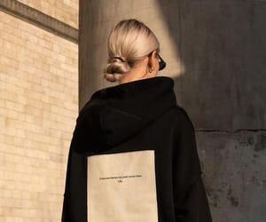 fashion, hair, and inspiration image