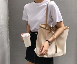 casual, korean fashion, and clothes image