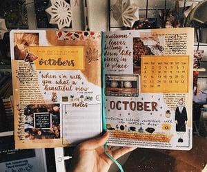 journal, art, and writing image