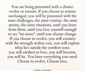 evolve and love image