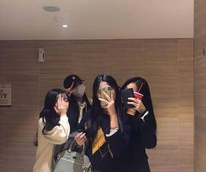 girl group, korea, and ulzzang image