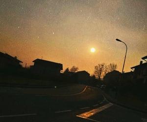 photo, sun, and sunset image