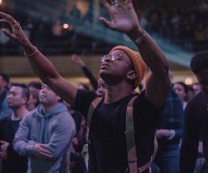 bible, black man, and christian image