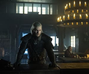 Henry Cavill, the witcher, and geralt of rivia image