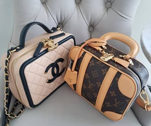 fashion, chanel, and Louis Vuitton image